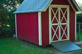 How To Make A Shed House by How To Build A Shed Ramp Potholes And Pantyhose My Repurposed