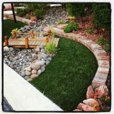 Backyard Creek Ideas Tiny 19 Backyard Creek Ideas On Diy Dry River Bed With Bridge