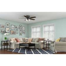 Ceiling Fan For Living Room Bronze Ceiling Fans Lighting The Home Depot