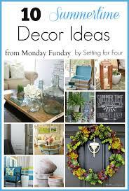 Diy Summer Decorations For Home 1249 Best Diy Summertime Images On Pinterest Backyard Ideas