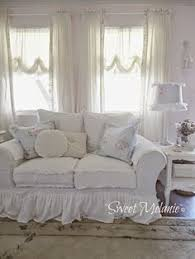Cottage Style Slipcovers What A Difference A Slipcover Makes Made By Lharmon Design On Etsy