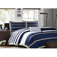 Boys Twin Bedding Boys Rugby Stripe Comforters