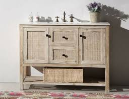 sweet design whitewash bathroom vanity 60 caldwell teak double