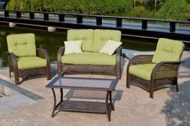 Walmart Mainstays Patio Set Mainstays Sienna Cushions Walmart Replacement Cushions