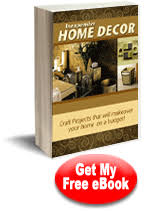 Inexpensive Home Decorating Inexpensive Home Decor Ebook Favecrafts Com
