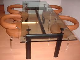 tavoli le corbusier forum arredamento it consiglio x sedie da abbinare a tavolo lc6