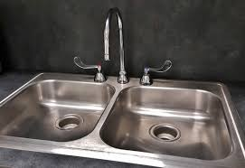 kitchen faucet size what are the standard sizes for kitchen faucets quora