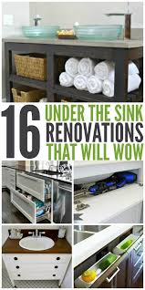 renovations under your sink that will wow