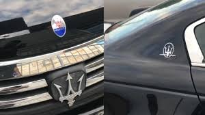 maserati logo tattoo asap ferg clowns on a fake maserati