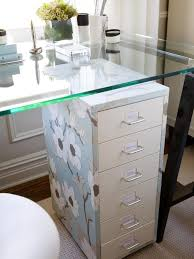 Desk And Filing Cabinet Set Chic Storage Solutions Beautiful Creative And Furniture