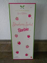 strawberry sorbet avon collectible shop