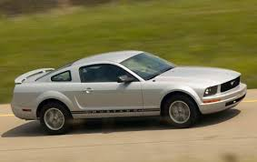 ford mustang 2007 specs used 2007 ford mustang for sale pricing features edmunds