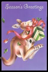 australian christmas greeting cards explained
