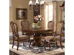 largo traviata round dining table olinde u0027s furniture dining
