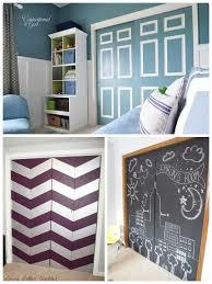 Paint Closet Doors Remodelaholic Bi Fold To Paneled Door Closet Makeover