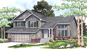 floor plans for split level homes split level floor plans split level style house plan split level