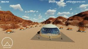 desert tent 3d model of desert gling resort luxury lodge tent safari