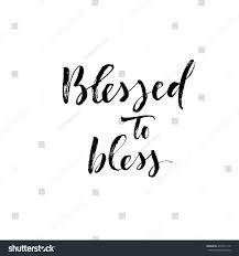 blessed bless card religion stock vector 479331718
