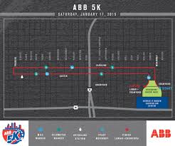 Austin Convention Center Map by 2015 Abb 5k Course Chevron Houston Marathon