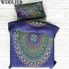 Moroccan Bed Linen - bedding outlet red mandala bedding set home elephant messenger