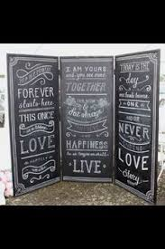 wedding backdrop chalkboard framed chalkboard place card stand framed chalkboard place card