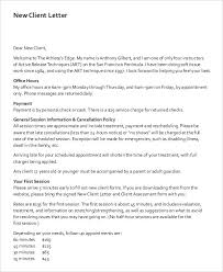 cancellation policy template termination letter of a service