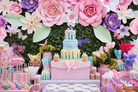 butterflies and flowers birthday party birthday party ideas