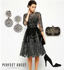 wedding guest dresses for metallic lace for the wedding guest bridalpulse