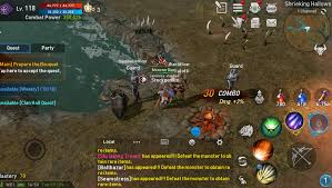 mmorpg android 6 mmorpg mobile for android and ios gamer dan
