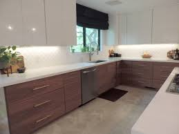 mid century modern kitchen design this mid century modern ikea kitchen will take your breath away