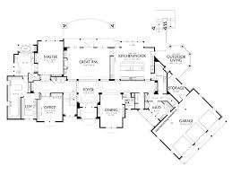 contemporary floor plans for new homes luxury modern house floor plans