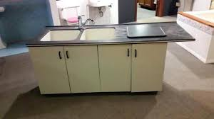 kohler fairfax kitchen faucet corian composite one counter top and sink display unit w