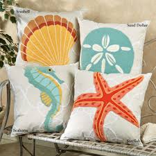 themed throws washed ashore themed decorative pillows