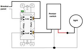 wiring new pool light switch doityourself com community forums