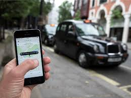 car service driver british uber drivers entitled to minimum wage holiday pay