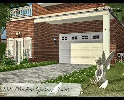 ns modern garage doors new meshes sims 4 designs