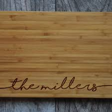 Engravable Wedding Gifts Personalized Cutting Board Wedding Gift Wedding Gifts Wedding