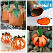 Halloween Craft Ideas For Toddlers - easy pumpkin crafts for kids to make this fall crafty morning