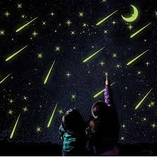 Glow In The Dark Star Ceiling by Stars For Ceiling Promotion Shop For Promotional Stars For Ceiling