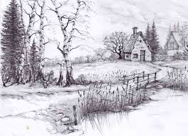 the 25 best sketches of nature ideas on pinterest nature sketch