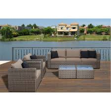 marvellous wicker rock collection patio club chairs miami