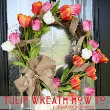 springtime wreaths 6 spring wreath ideas creative gift ideas news at catching fireflies