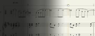 Write Music On Staff Paper Online Notion Presonus