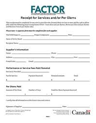 recipient resources factor canada