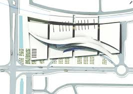 aqaba bus terminal u0026 plaza openbuildings building typology