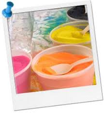 edible sand summer party ideas party crafts edible sand at