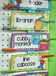 25 ideas for flexible fun classroom job charts weareteachers
