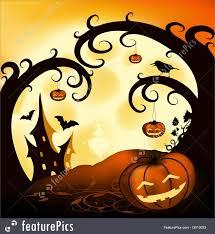 halloween cartoon background halloween background