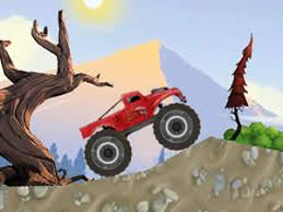monster truck flip jumps kids games play free games