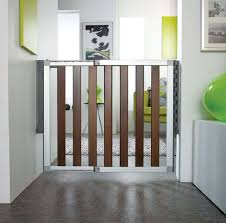interior gates home furniture extending metal munchkin baby gate with white paint